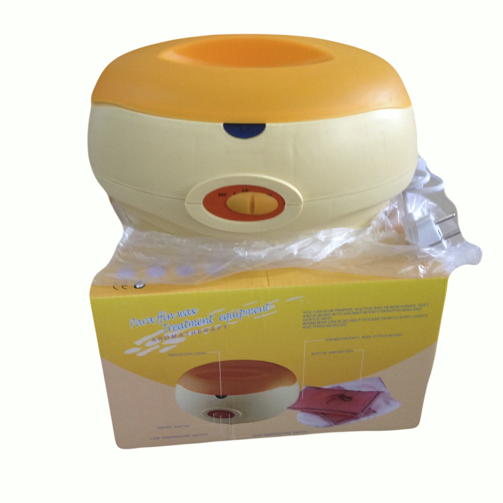 Hot Hair Removal Machine 200W 1.05KG 110-240V Universal Epilator painless Paraffin Wax Hand Care Foot Care Can Factory Outlets
