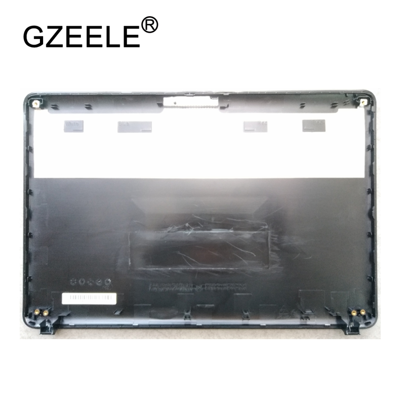 GZEELE New LCD top case Rear Display cover Assembly For Toshiba Satellite L600 L630 L635 L640 L645 back cover back shell A CASE new laptop for toshiba satellite p55t a5202 p55t a5118 lcd back top cover fit touchscreen a shell