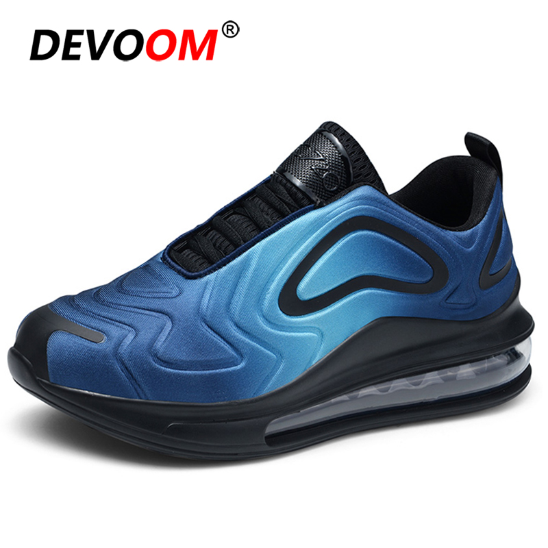 2019 Running Shoes For Men Sneakers Brand Sport Shoes Men Full Palm Cushion Jogging Athletic Shoes Zapatillas Hombre Deportiva-in Running Shoes from Sports & Entertainment    1