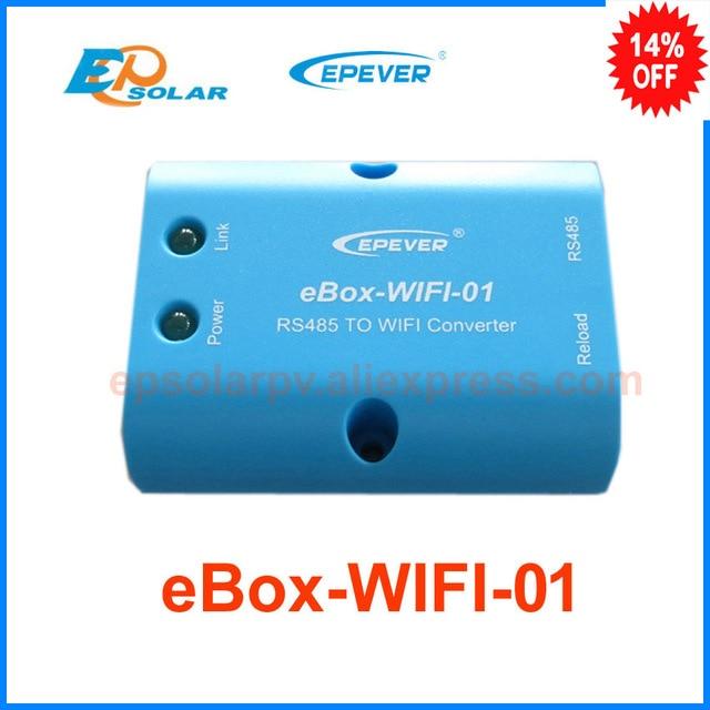 EPSOLAR WIFI Box Bluetooth box Mobile APP use for EP Tracer Solar Controller Communication eBox-WIFI-01 eBox-BLE-01 EPEVER
