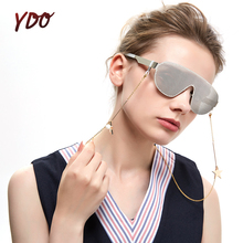 YDO Women Spectacle Cord Gold Glasses Chain Fashion Star Sunglasses Holder Lanyard Necklace Eyewear Accessories bril koord