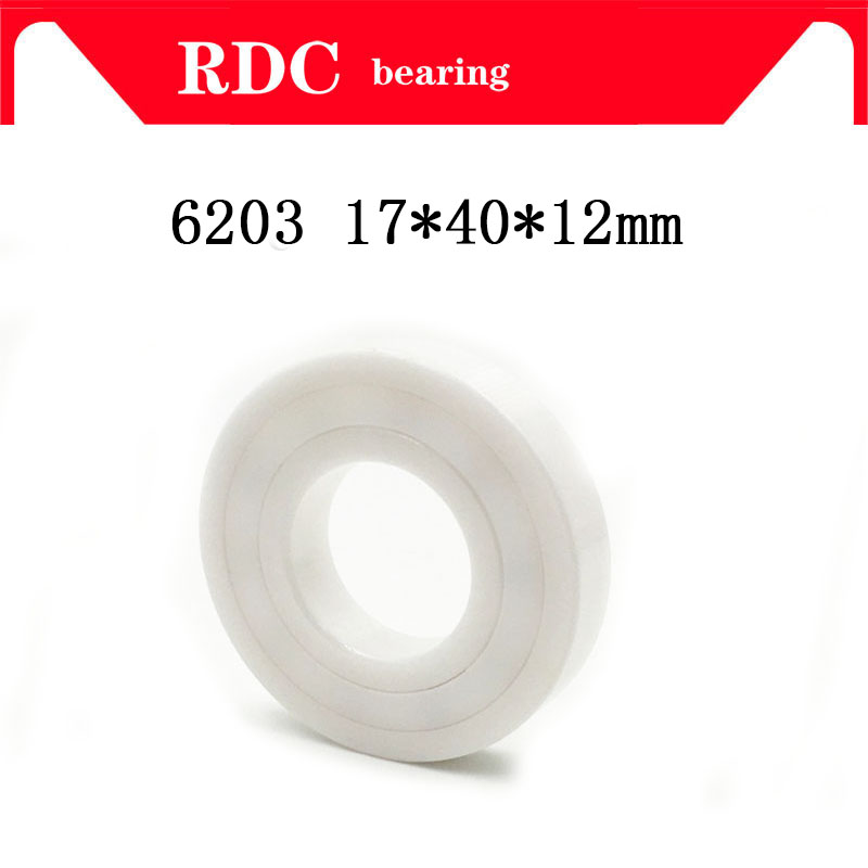 Free Shipping 6203 17X40X12 mm High quality double sided sealed ceramic bearings with seals (dust cover) of 17*40*12mm high quality non standard special bearings 6203x2 6203a 6203 42 2rs 17 42 12 mm