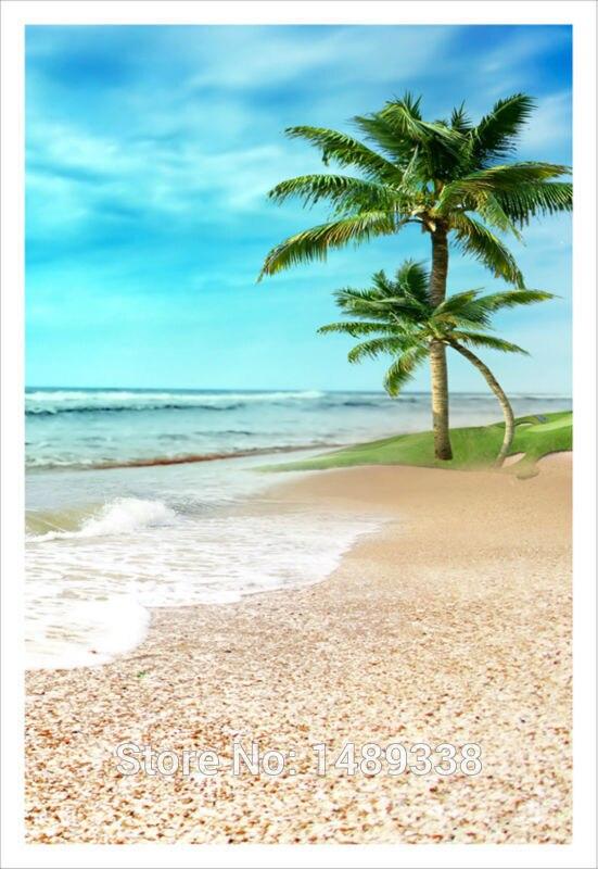 caribbean seascape paintings aliexpresscom buy 3 panel large beach canvas seascapes palm