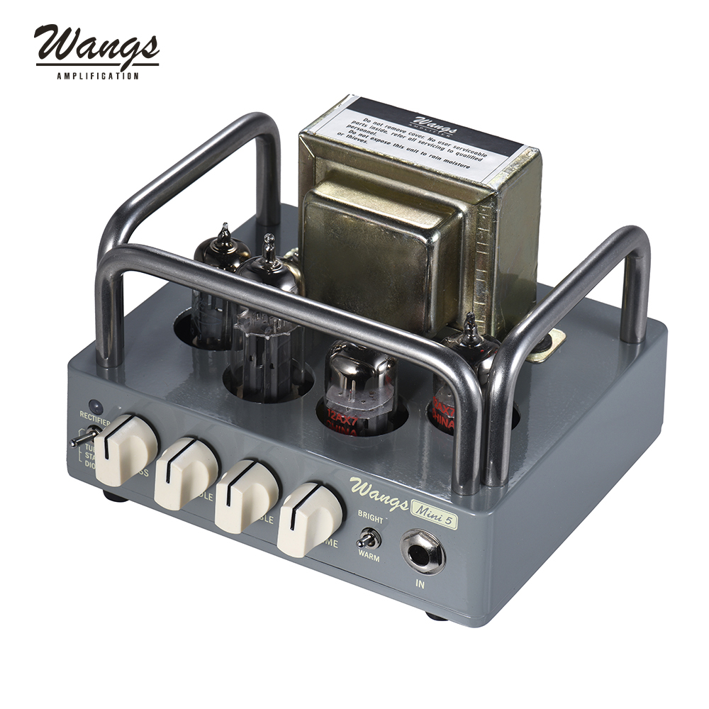 buy biyang wangs guitar amplifier mini 5 powerful 5 watt all tube guitar amp. Black Bedroom Furniture Sets. Home Design Ideas