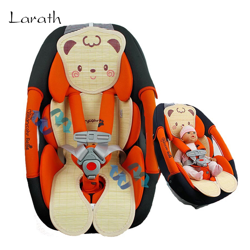 larath cute cartoon fashion baby stroller accessories car seat cushion summer mat pad for baby. Black Bedroom Furniture Sets. Home Design Ideas