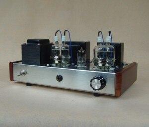 Image 2 - 2019 fabrika doğrudan satış parite promosyonlar sınırlı ICAIRN ses DIY 6N2 + FU19 tüp vakumlu tüp kulaklık ses amplifikatörü 4W + 4W