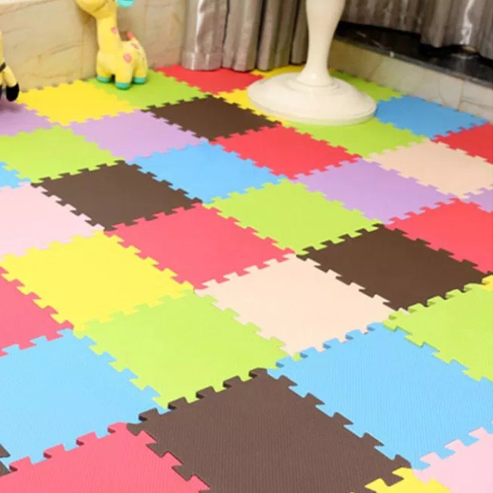 10 Pcs/Lot EVA Foam Puzzle Kids Rug Children Puzzles Interlocking Exercise Floor Playmat Infant Carpet Baby Activity Speelmat ...