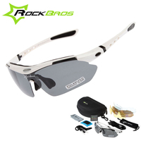 Hot New 2014 RockBros Polarized Cycling Sun Glasses Outdoor Sports Bicycle Ciclismo Bike Sunglasses TR90 Goggles