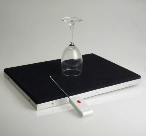 Glass Breaking Tray Pro - Remote Control,Magic Tricks,Mentalism,Stage,Illusion,Gimmick