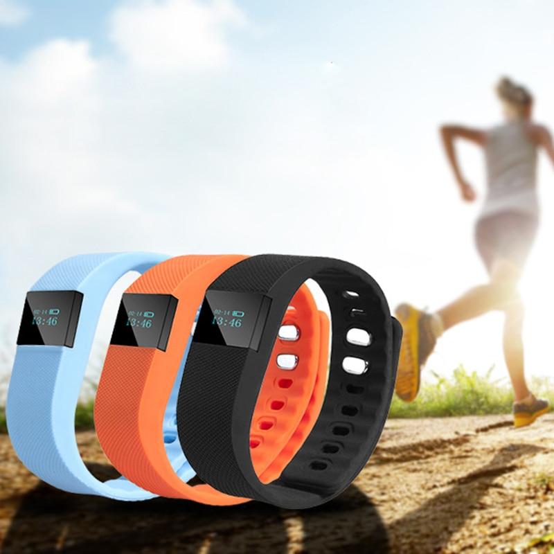 Fitness Smart Step Tracker Digital LCD Armband Activity Tracker Smart Bracelet Fitness Watch Wrist Pedometer Sport Tools 30