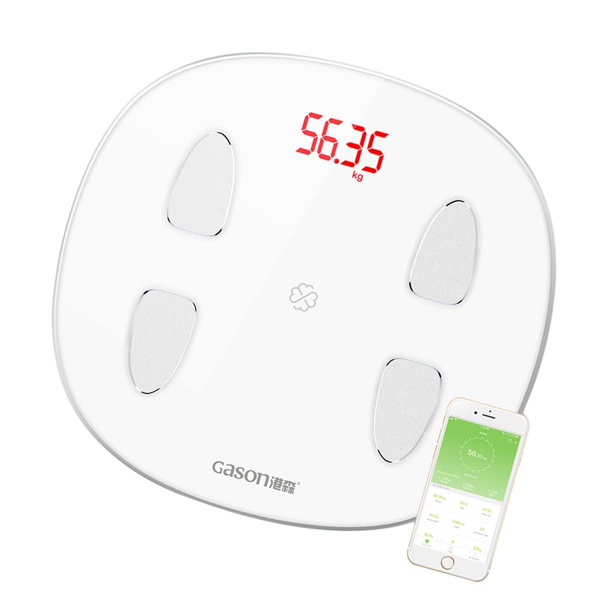 1 шт. весовые весы утилита портативные Bluetooth Stalinite Электронные цифровые весы для домашнего веса ing здоровья