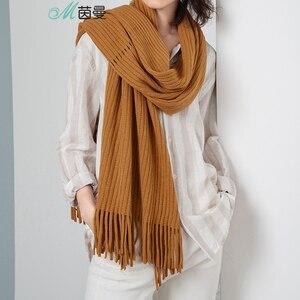Image 2 - INMAN 1883140185 Schal Frauen Winter Kurze Korea Alle passenden Schal