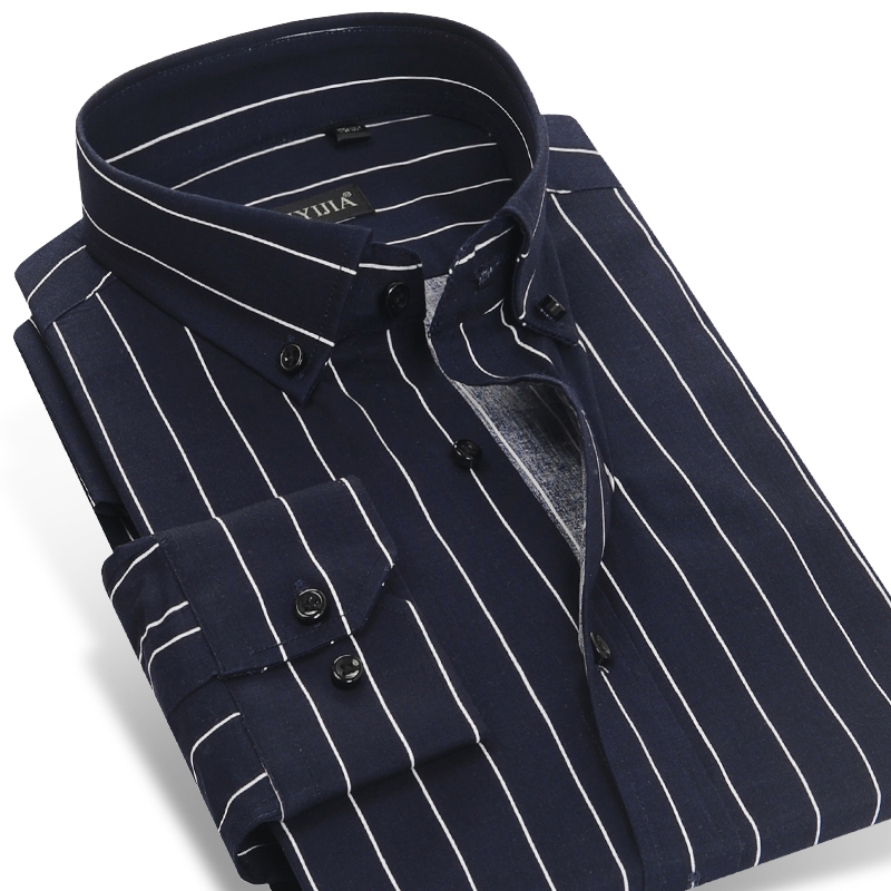 Navy Dress Shirt