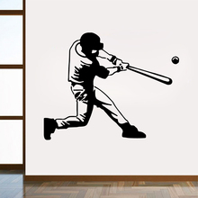 Cartoon sports Vinyl Self Adhesive Wallpaper For Kids Rooms Decoration Home Party Decor Wall Sticker Living Room