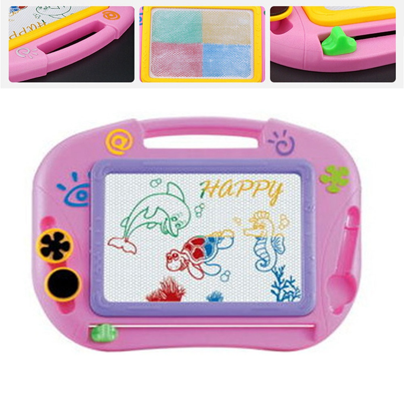 Multi-color Color Magnetic Writing Board Baby Infant Educational Drawing Equipment Learning & Education Toys Hobbies For Kids