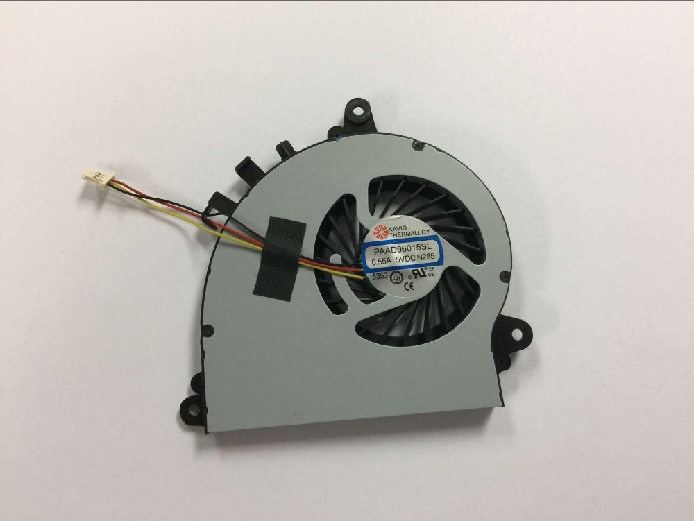 SSEA New CPU fan for MSI GS70 GS72 MS-1771 MS-1773 GTX 765M Laptop CPU cooling Fan PAAD06015SL N285