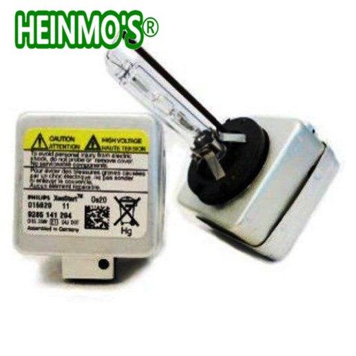 HID D1S Kit Lamps+Ballasts Xenon Ballast Kits Fast Bright Quick Start 35W  White Metal Base D1S Xenon 6000k 4300K 8000K 10000K