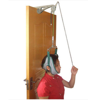 Highly Welcomed Home Use Over Door Cervical Traction Set For Neck Shoulder Pain Relief