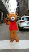 Teddy Bear Mascot Costume Adult Mascot Costumes Promotion Teddy Bear Cartoon Imitation Clothing Cosplay Costume