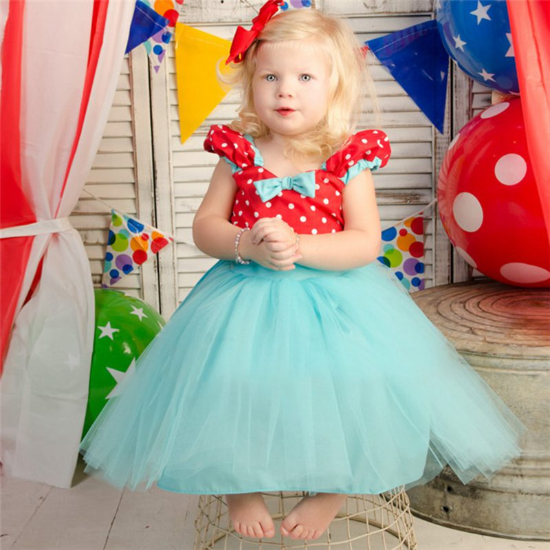 Summer Alice in Wonderland Baby Girls Dress Children Tutu Birthday Party Cosplay christmas costumes infant infant clothing