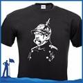 100% Baumwolle Herren Baumwoll футболка deutsche Reichskanzler Bismarck футболки топы с короткими рукавами