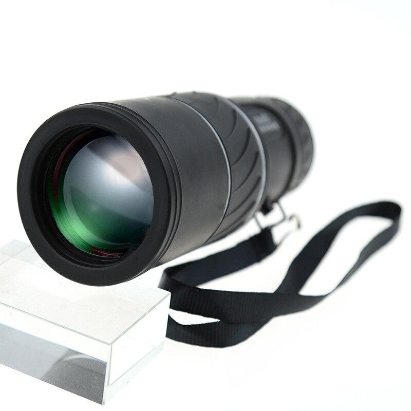 NEW 50 X 52 Dual Focus Monocular Telescope Zoom Optic Lens Binoculars Spotting Scope Coating Lenses