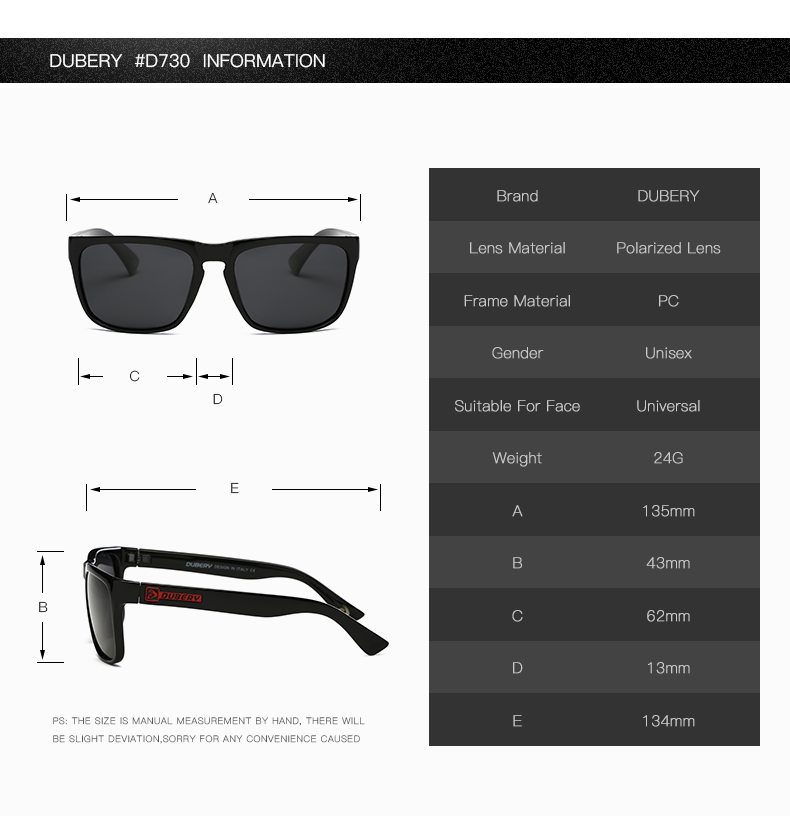 HTB1sbCOXe2CK1JjSZFMq6zVPpXaf - DUBERY Polarized Sunglasses Men's Driving Shades Sun Glasses For Men High Quality Retro Cheap 2017 Luxury Brand Designer