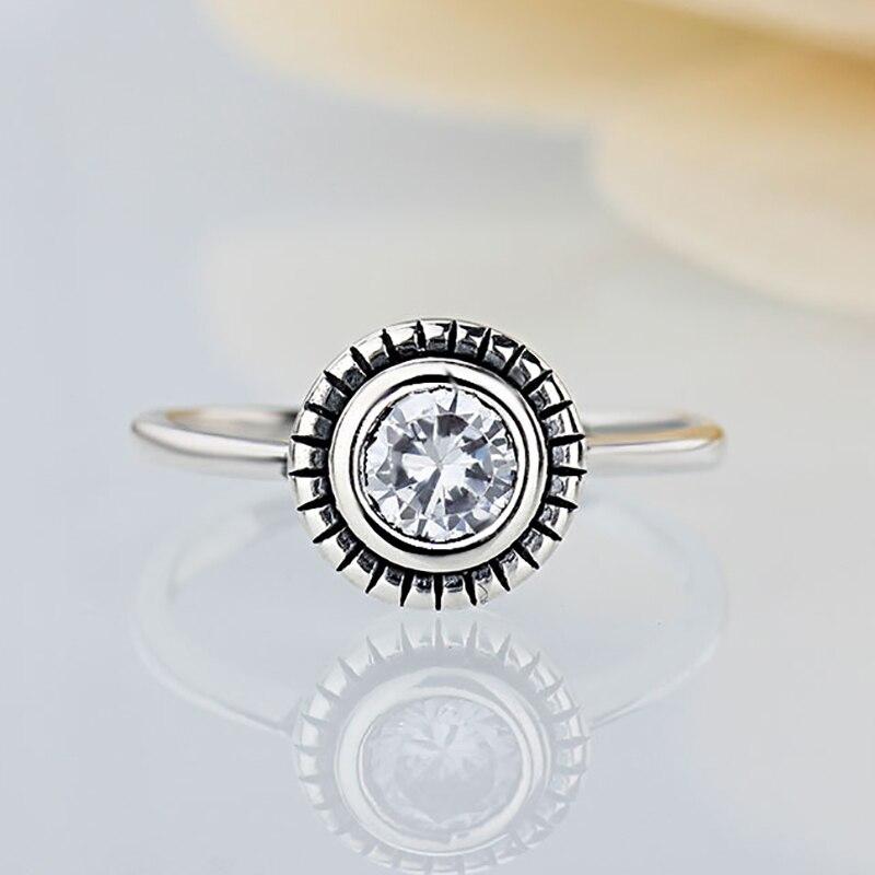 Octbyna Горячая Корона и в форме сердца стильные брендовые кольца для женщин вечерние кольца на палец для женщин очаровательные подарочные украшения Прямая поставка - Цвет основного камня: A9