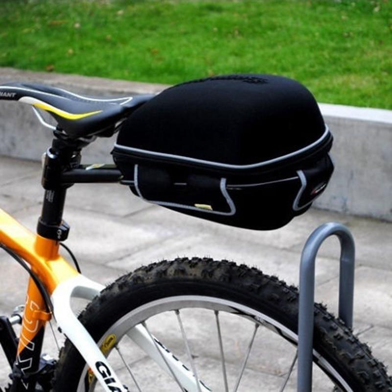 2019 torba rowerowa bike tylna torba akcesoria rowerowe akcesoria serwisy rowerowe rower bisiklet aksesuar z osłona przeciwdeszczowa + stojak na rower w Torby i sakwy rowerowe od Sport i rozrywka na AliExpress - 11.11_Double 11Singles' Day 1