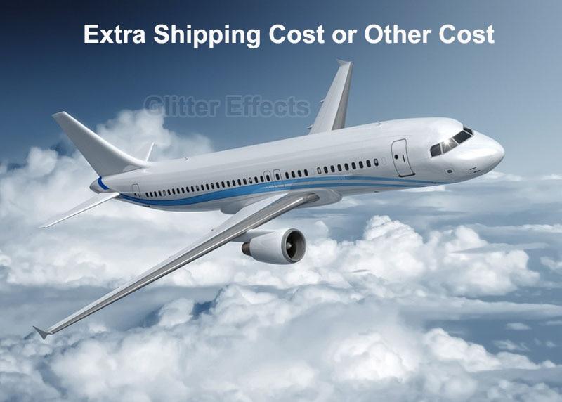 Coste de mensajería adicional u otro costo adicional