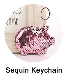 Sequin-Keychain