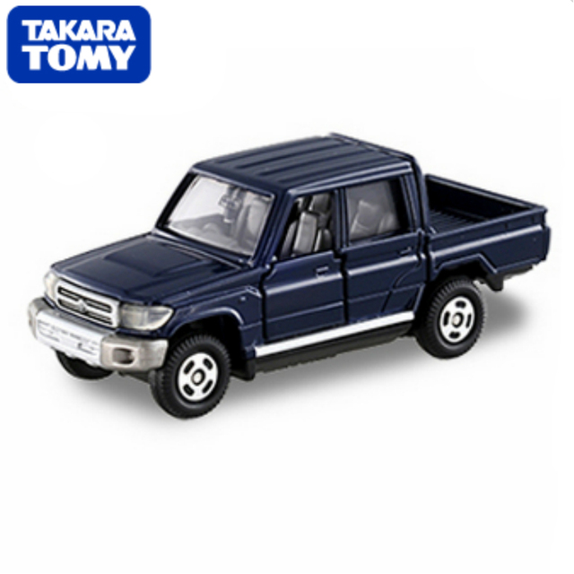 Tomica Car No 103 Toyota Land Cruiser 1 71 Matchbox Miniature Casts Toy Vehicles Scale