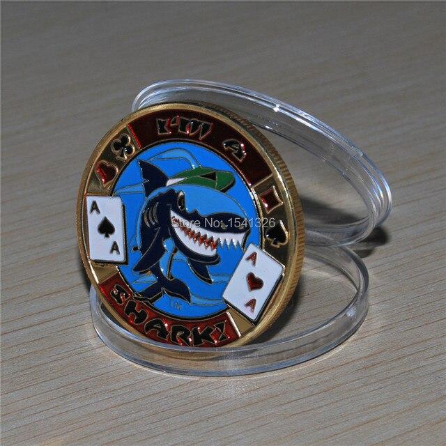 Shark poker card protector stephane fitoussi poker