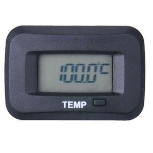 Image 2 - Digitale waterdichte Olie Tank temp sensor TEMP thermometer voor motorfiets buggy dirt quad tractor ATV pit bike