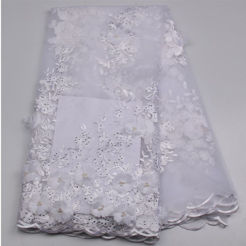 African french tulle net lace fabric 2017 latest for French lace fabric for wedding dresses