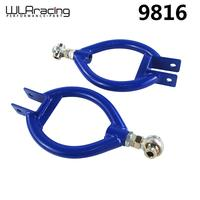 WLR ADJUSTABLE REAR CAMBER SUSPENSION ARMS / BAR FOR 89 94 NISSAN 240SX S13 / 180SX WLR9816