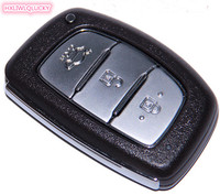 HXLIWLQLUCKY 3 Tasten Smart-Remote-Key 433 MHZ ID46 Chip Für Hyundai Elantra schlüssel kostenloser versand