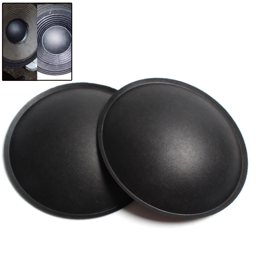 2Pcs/Lot 72MM 90MM Speaker Dust Paper Cap Repair For Woofer&Subwoofer DJ Speaker Repair Accessories DIY Home Theater