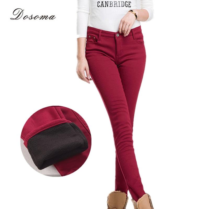 Aliexpresscom  Buy Candy Color Women Fleece Pants 2017 -2077