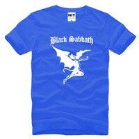 Black Sabbath Classic Heavy Metal Mens Men T Shirt Tshirt Fashion 2016 New Short Sleeve Cotton