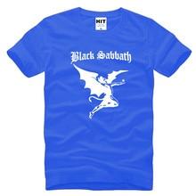Black Sabbath Classic Heavy Metal Mens Men T Shirt Tshirt Fashion 2016 New Short Sleeve Cotton T-shirt Tee Camisetas Hombre