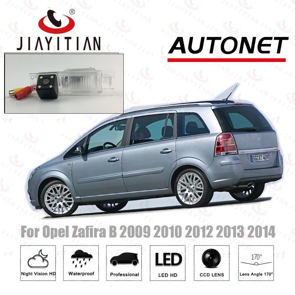 JIAYITIAN auto kamera für Opel Zafira B Vauxhall 2005 2006 2007 2008 2009 2010 2012 2013 2014 backup kamera/ lizenz platte Kamera