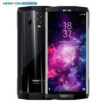 HOMTOM HT70 6.0″ HD+ 18:9 Screen Mobile Phone MTK6750T Octa Core 4G RAM 64G ROM 10000mAh Battery 16MP+5MP Dual Cam 4G Smartphone