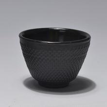 Genuine Japanese Cast Iron Teacups Tea Cups Set Drinkware Tools 70ml High-grade Big Accessorries For Cast Iron Teapot