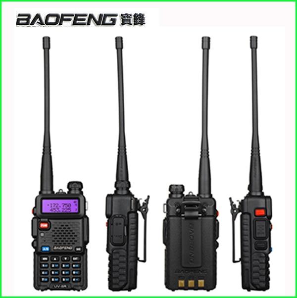 ハントポータブルトランシーバーセットuv 5R baofeng Uv5rトランシーバのスキャナcbラジオコミュニケーbaofeng UV 5Rアマチュア無線局