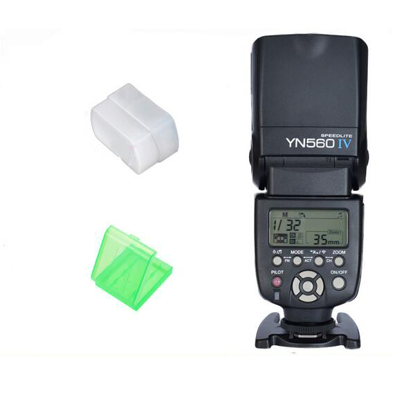 Yongnuo YN-560 IV Flash Speedlite for Canon Nikon Pentax Olympus DSLR Cameras YN560 4 560VI upgrade version of YN560 II YN560III yongnuo yn560 iv master radio flash speedlite rf 603 ii flash trigger for canon pentax olympus
