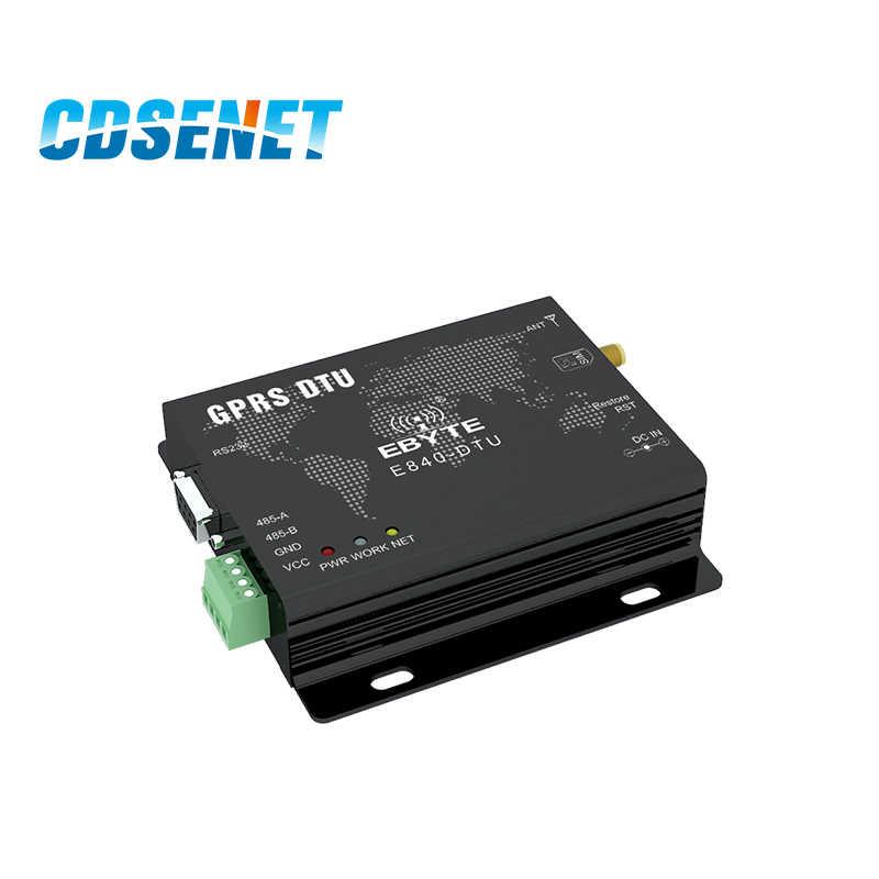 E840-DTU (GPRS-03) GPRS модуль приемопередатчика RS232 RS485 GSM Беспроводной передатчик Quad-band 850/900/1800/1900 МГц приемник модуль