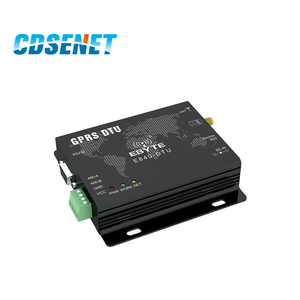 Image 2 - E840 DTU(GPRS 03) GPRS módulo transceptor RS232 RS485 GSM transmisor inalámbrico de banda cuádruple 850/900/1800/1900MHz Reciever módulo
