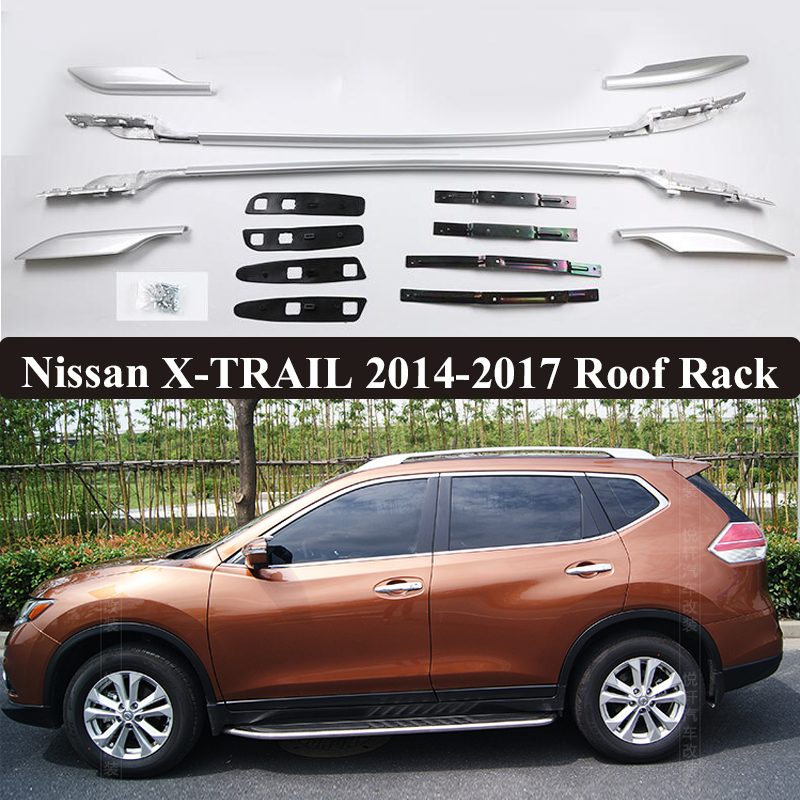 Back To Search Resultsautomobiles & Motorcycles Travel & Roadway Product Jioyng Aluminium Alloy Car Roof Rack Baggage Luggage Bar Fit For Hyundai Tucson 2015 2016 2017 2018 Volume Large
