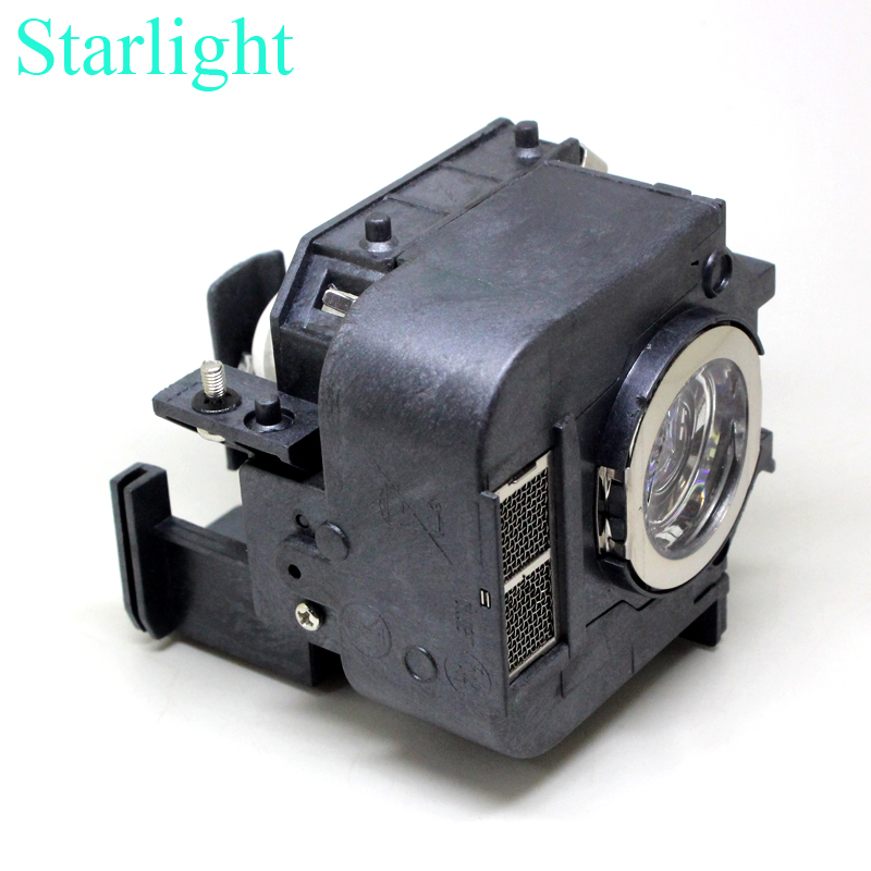 H295B EB-85h EB-D290 EMP-825 EMP-84he EMP-D290 PowerLite 825/825+ for Epson ELPLP50 V13H010L50 compatible lamp with housing